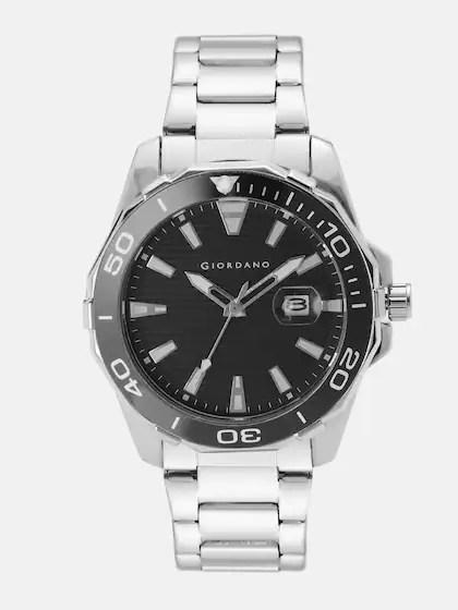 GIORDANO Men Black Analogue Watch C1126-11