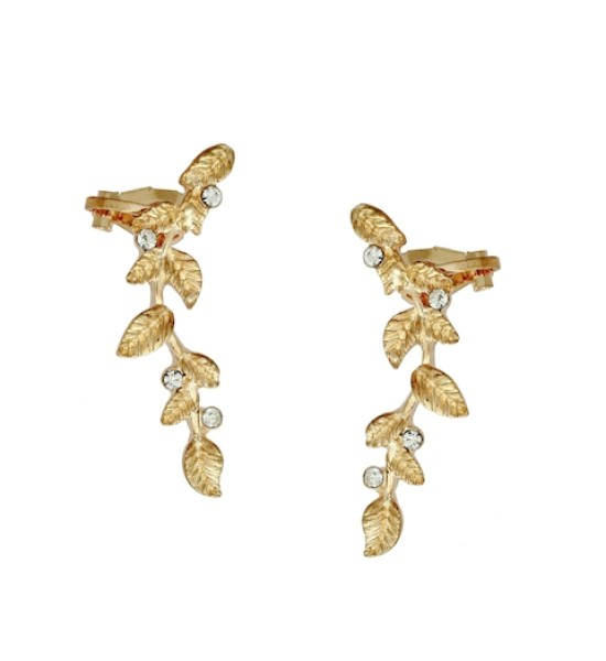 20Dresses Gold-Toned Ear Cuffs