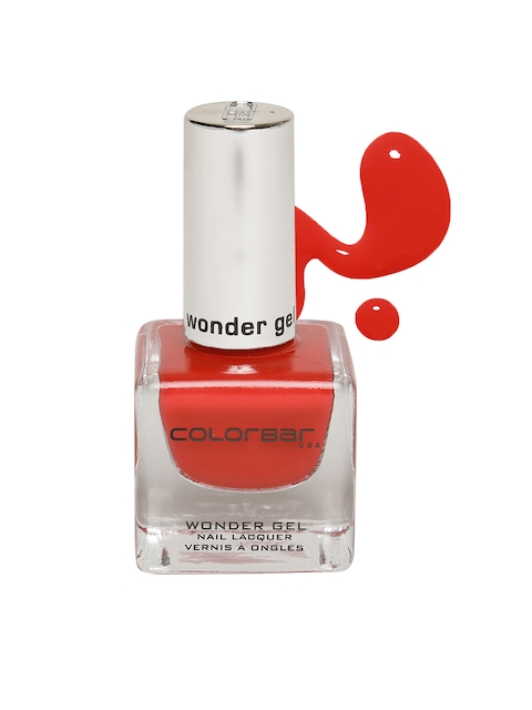 Colorbar Scarlet Candy Wonder Gel Nail Lacquer 8