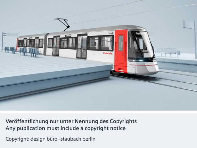 Siemens Mobility to deliver 109 light rail vehicles for Düsseldorf and Duisburg