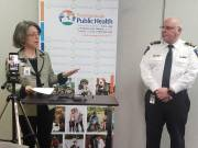 Play video: New COVID-19 cases in Peterborough, Northumberland and City of Kawartha Lakes