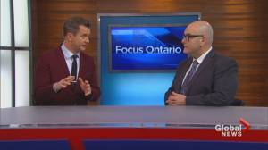 Focus Ontario: Liberal Leadership Candidate Del Duca (23:03)