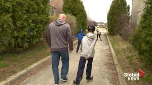 Oakville family faces big fine after rollerblading amid emergency order