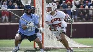 Peterborough's Ethan Walker taken 10th overall in National Lacrosse League draft (02:09)