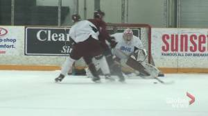 Petes return from the break ready to get back to work