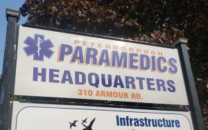 Head of Peterborough paramedics helping City of Kawartha Lakes paramedics