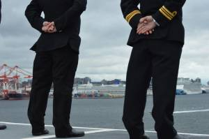 UK's newest aircraft carrier arrives in Halifax