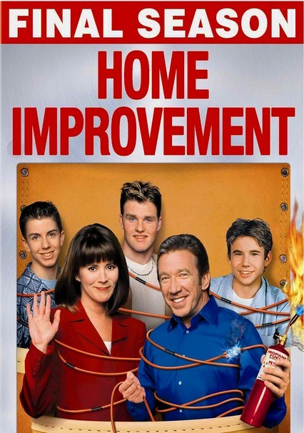Rent Home Improvement 1991 On Dvd And Blu Ray Dvd Netflix
