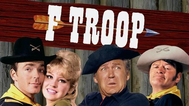 Image result for F TROOP