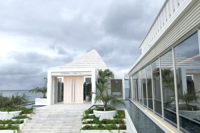 沖繩婚禮:珊瑚教堂