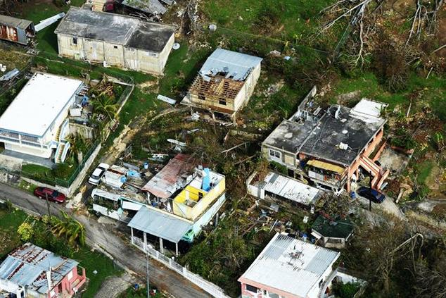 Where Is the Assistance for Those Hit by Hurricane Maria ...