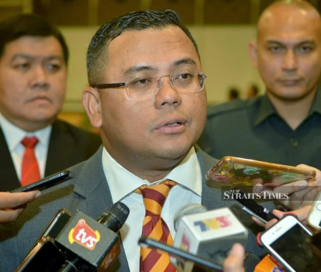 Selangor Mb If Adhif Broke The Law He Must Face The Music New