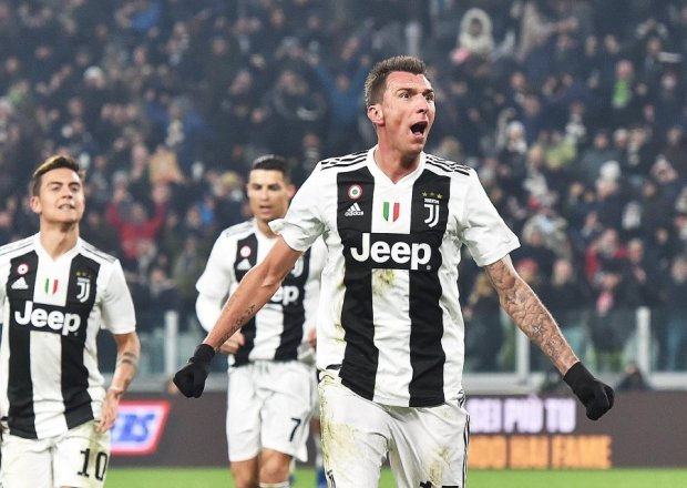 Image result for mandzukic vs inter
