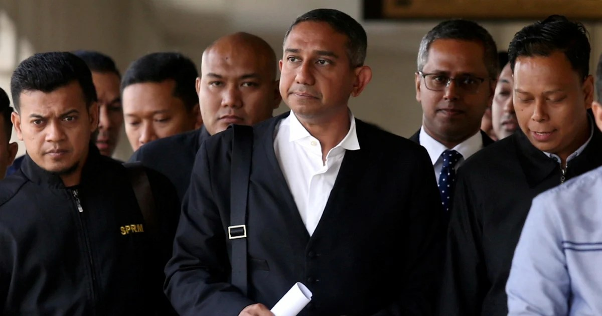 Najibs Lawyer Slapped With Money Laundering Charges Worth Rm15 Million Nsttv New Straits