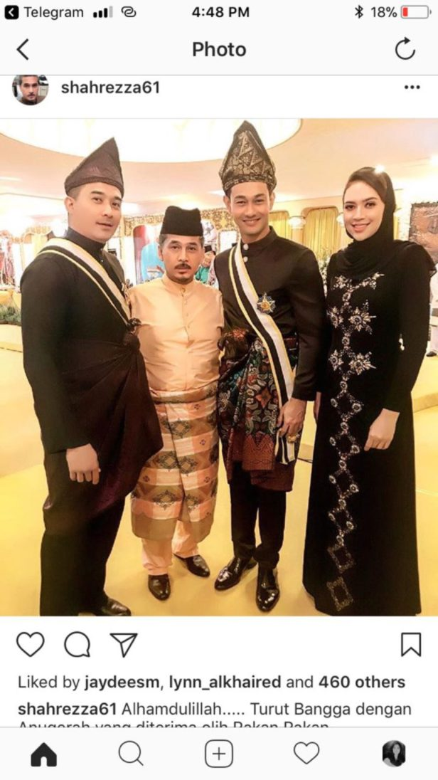 Image result for farid kamil datuk