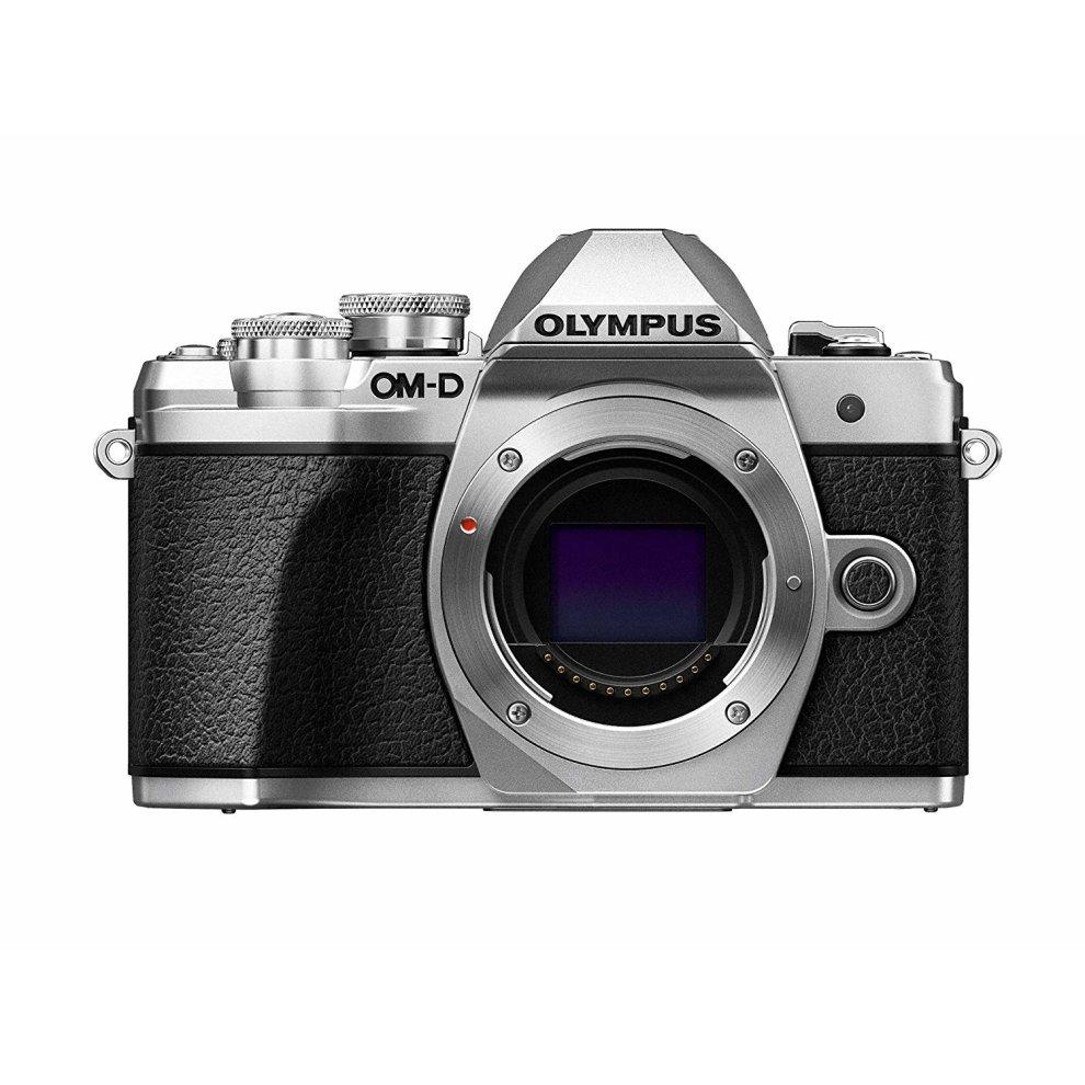 OLYMPUS E-M10 III Silver + M.ZUIKO DIGITAL ED 12-200mm F3.5-6.3 ...