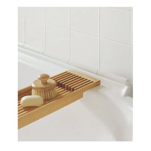 johnsons prg1 white bath trim set ceramic quadrant edging tile trim