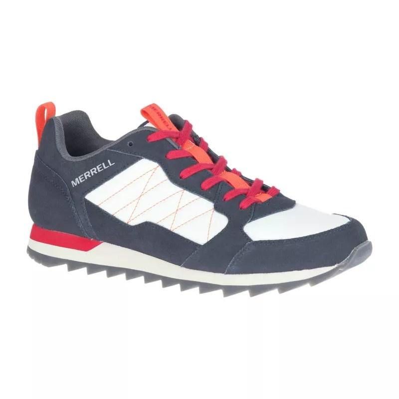 merrell alpine sneakers