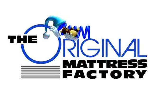 Original Mattress Factory Logo