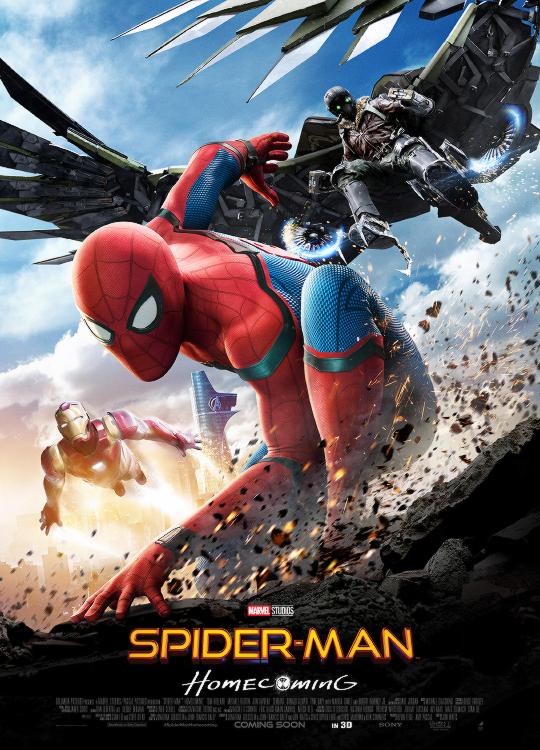 homem aranha de volta ao lar poster 2