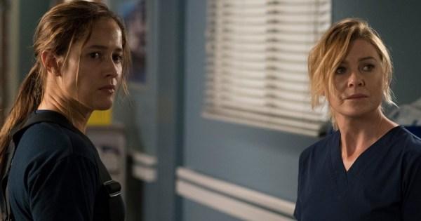 """Série derivada de """"Grey's Anatomy"""" estreia ainda no começo ..."""