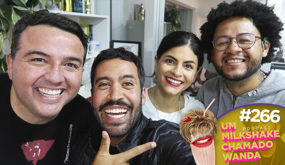 """Emicida fala sobre amor, resistência e o """"AmarElo"""" no Wanda dessa semana"""