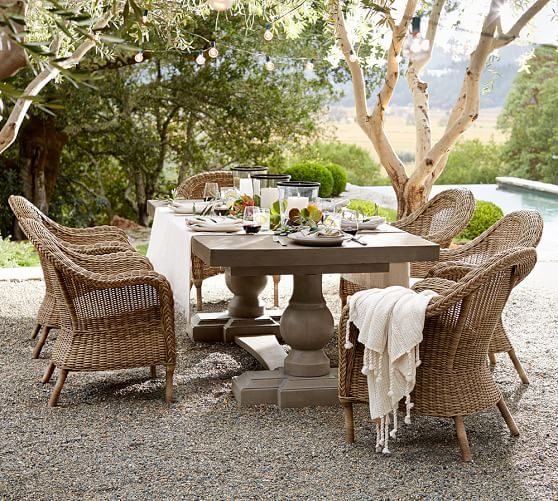 39 pottery barn patio furniture images