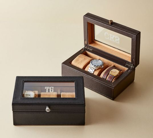 Image result for Grant Leather Watch Box