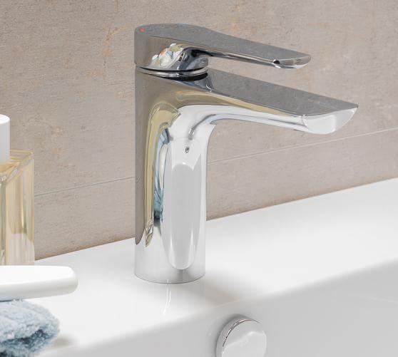 haas single hole bathroom sink faucet