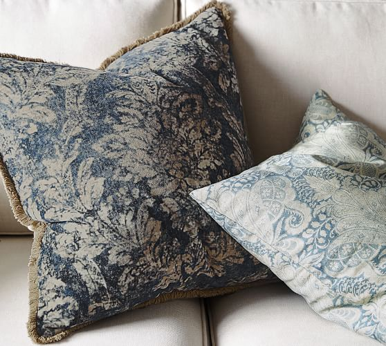 claudine printed pillow cover