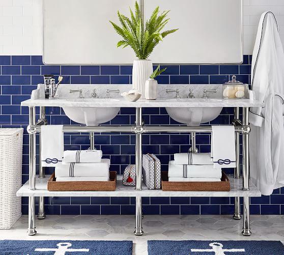 sussex lever handle widespread bathroom sink faucet
