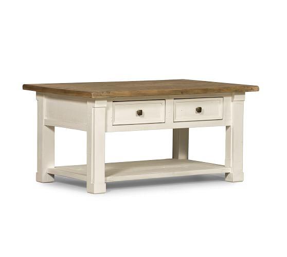 hart 40 5 reclaimed wood coffee table
