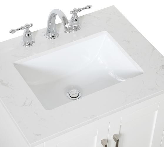 belleair 24 single sink vanity