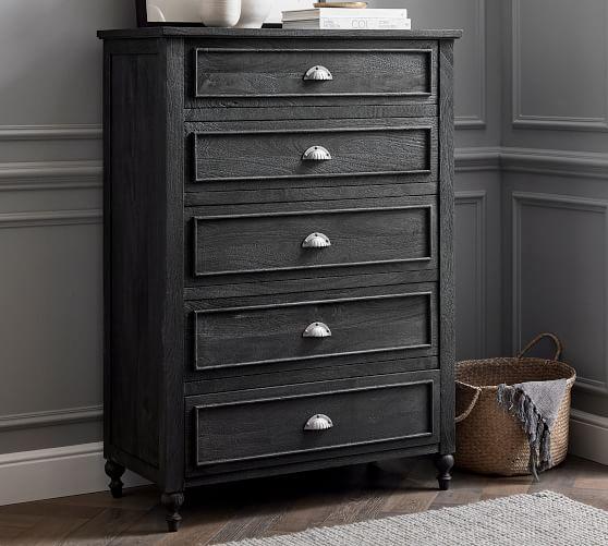 astoria 5 drawer tall dresser