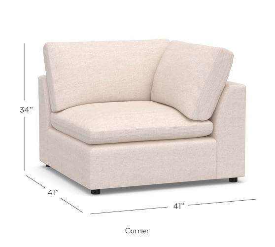 build your own bolinas upholstered sectional