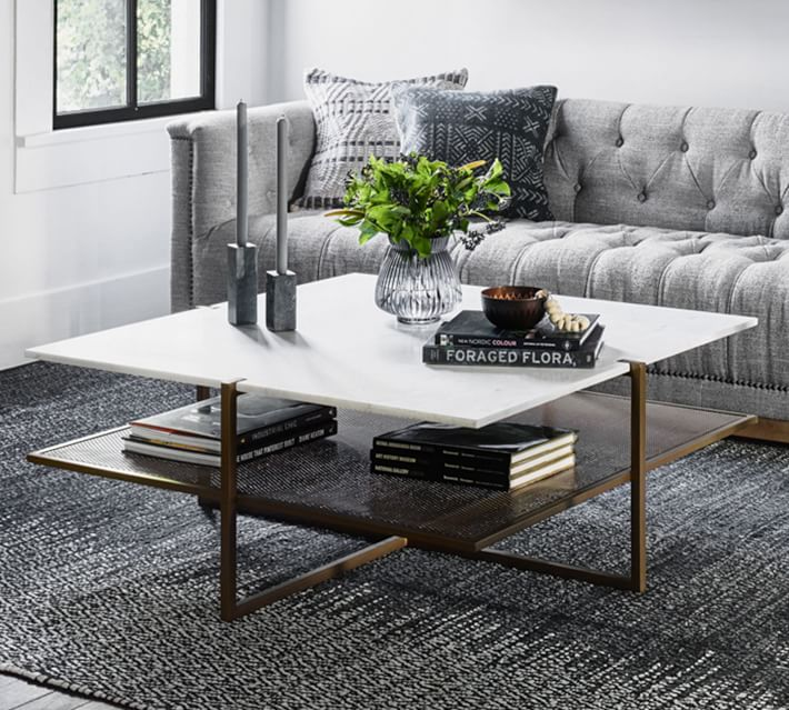 hyla 41 marble coffee table