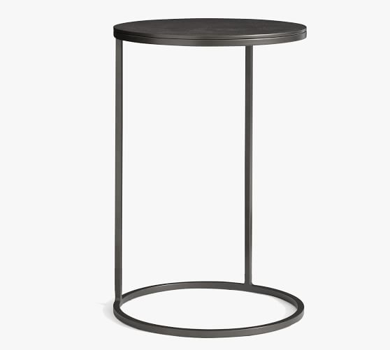 duke 16 round metal c table