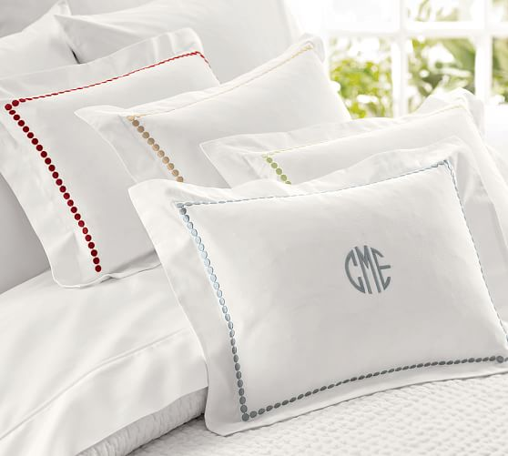 pearl embroidered 280 thread count