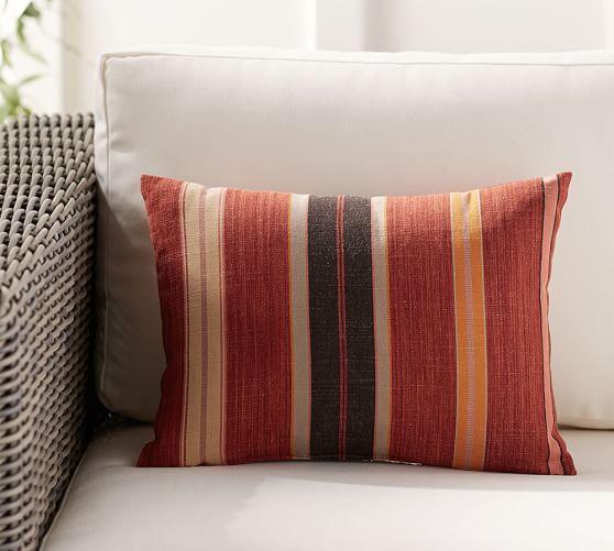 esme dhurrie striped indoor outdoor
