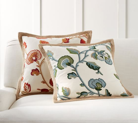 anese decorative pillow cover pottery