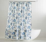 shower curtains pottery barn
