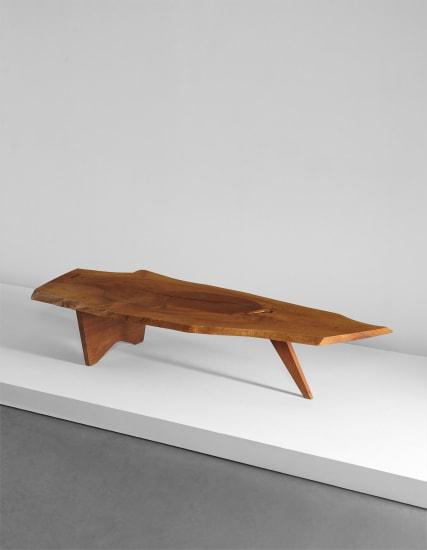 george nakashima slab coffee table