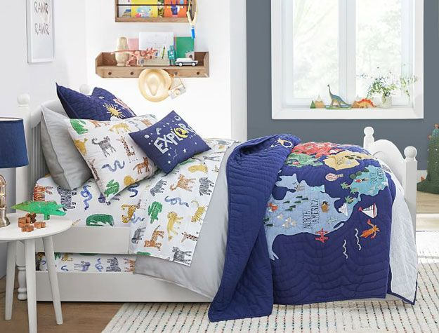 what is a trundle bed pottery barn kids