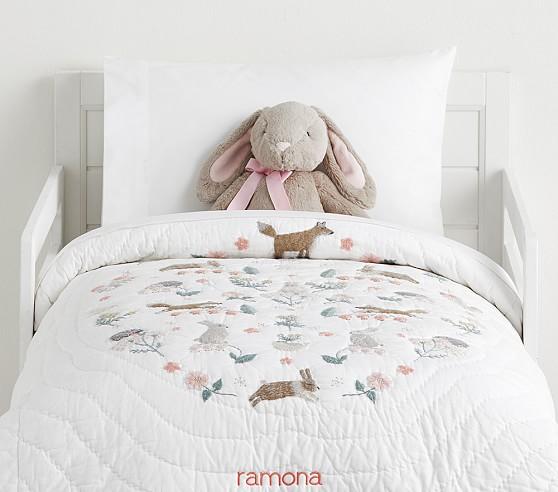 ramona toddler quilt