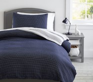 navy twin bedding pottery barn kids