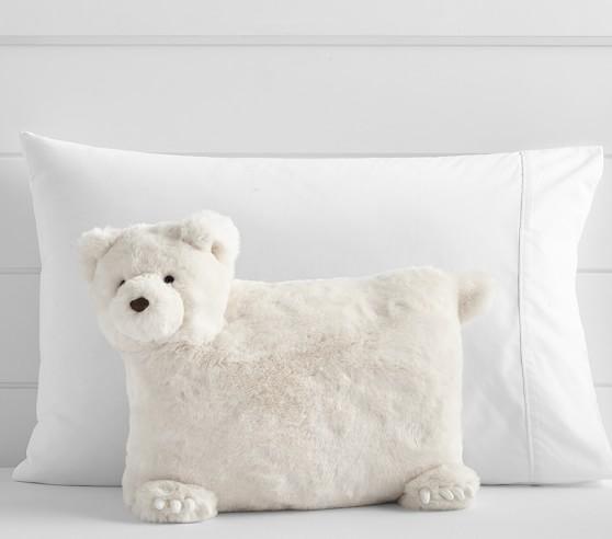 faux fur animal decorative nursery