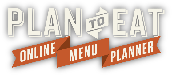Plan to Eat Online Menu Planner