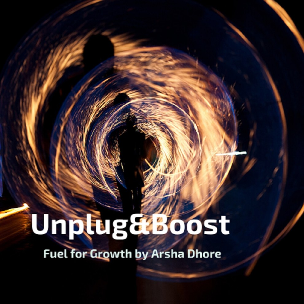 Unplug&Boost Quicky: Go with the Flow.