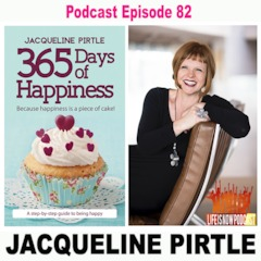 081 |  Jacqueline Pirtle - 365 Days Of Happiness