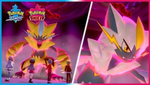 Zeroara in Pokémon Sword and Shield